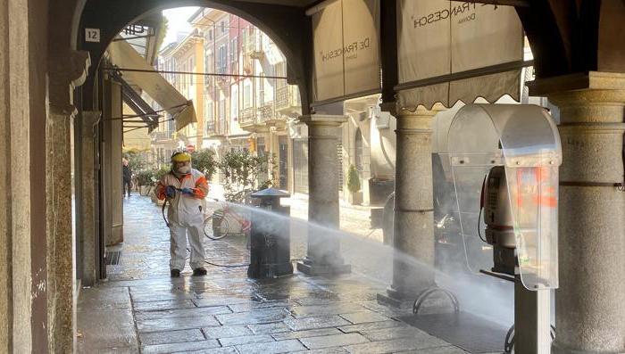 Avviso disinfezione sul territorio di Castel Castagna