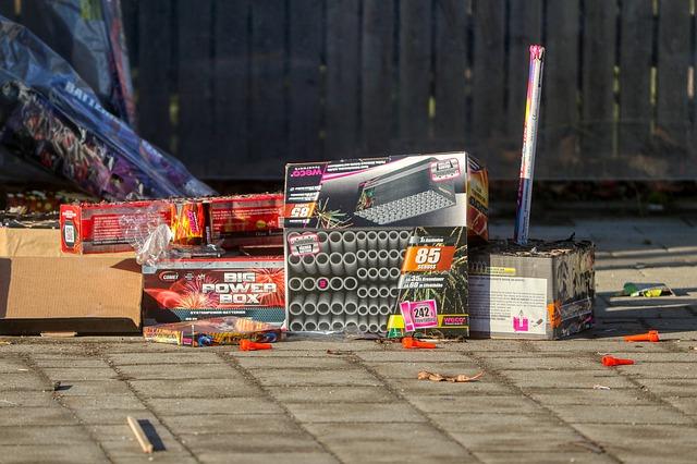 Divieto di utilizzo di petardi, mortaretti ed artifici similari e di ogni tipo di fuoco pirotecnico