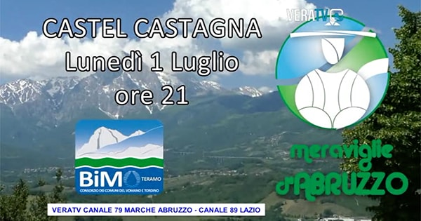 Meraviglie d'Abruzzo a Castel Castagna