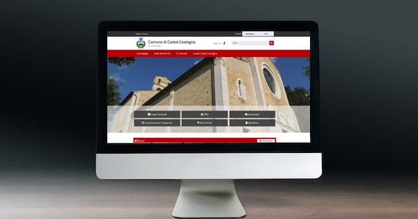 Nuovo sito web a norma design Pubblica Amministrazione
